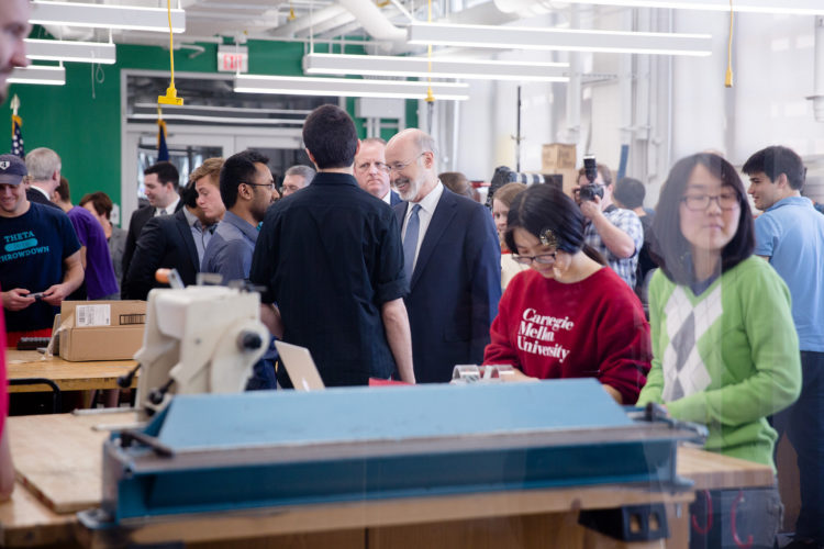 Manufacturing PA Innovation Program is awarding $3 million to transform statewide technology and research projects