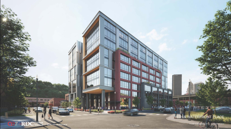 District 15 Beta to break ground this summer in the Strip District