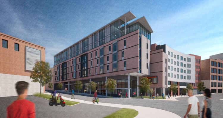 The Flats on Forward will be Squirrel Hill's next mixed-use, affordable development