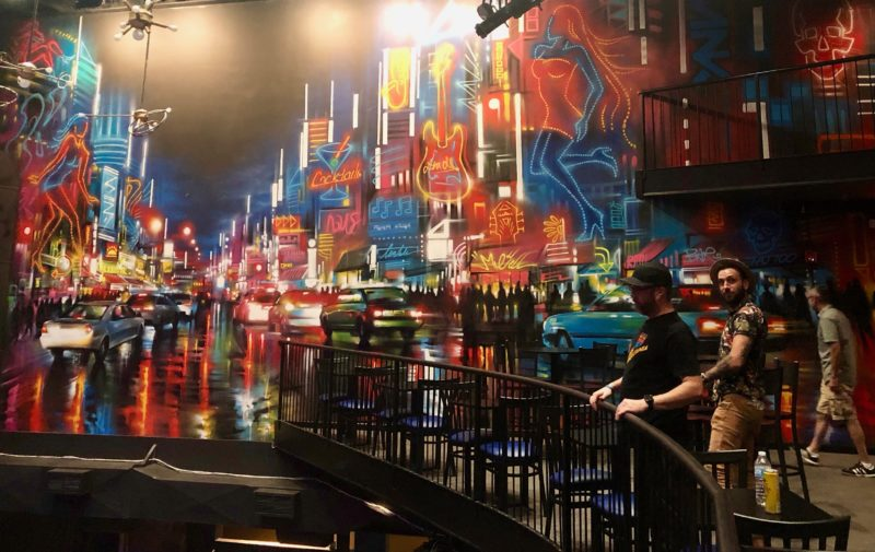 The expanded and beautifully renovated Thunderbird Café & Music Hall reopens