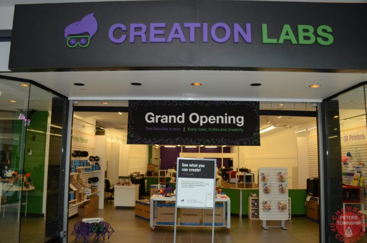 Creation Labs maker space opens in South Hills Village