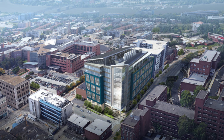 Walnut Capital planning Innovation Research Tower in Oakland. Here's what it will look like.