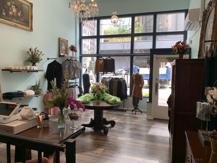 306 Forbes opens Downtown with new looks for your wardrobe and your brows