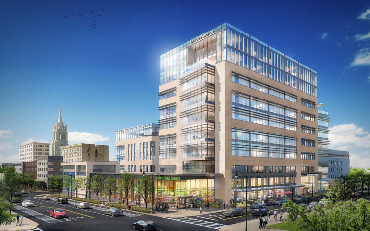 Whole Foods-anchored development at former Penn Plaza to break ground in December