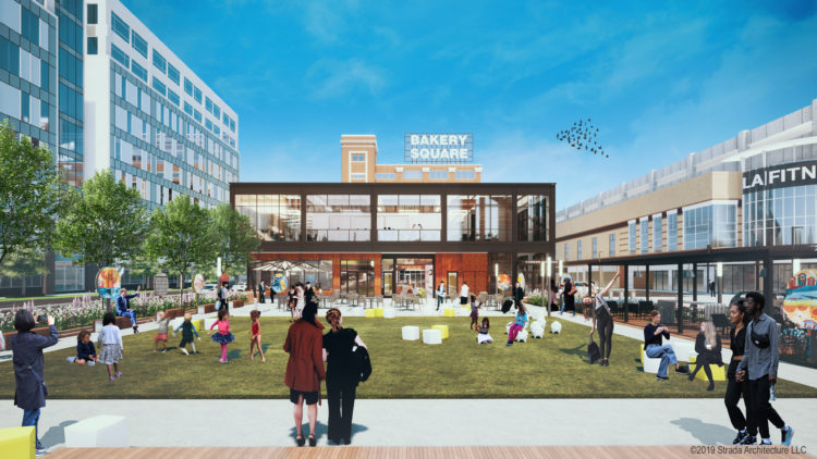 What will Bakery Square Refresh 2020 look like? Check out the photos.