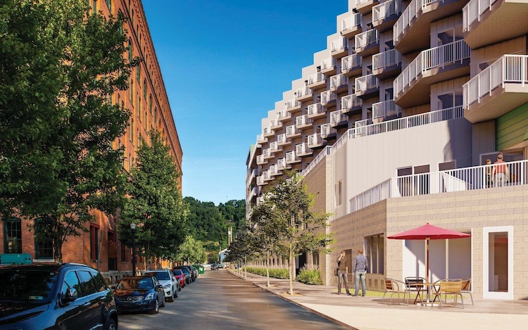 23RR in the Strip offers co-living and affordable units among its 220 apartments