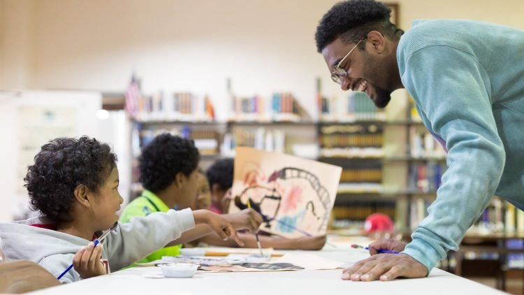 ProjectArt offers free classes to children and youth at Carnegie Library of Pittsburgh