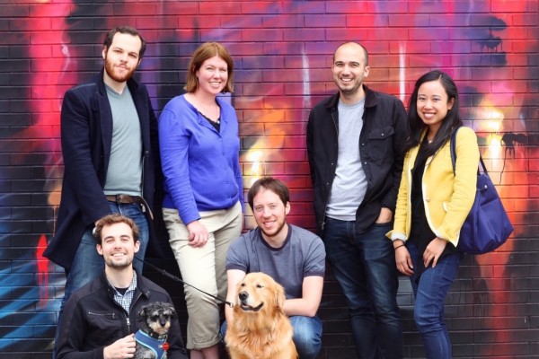 The team from Conversant Labs.