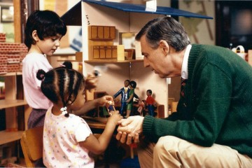 Mr. Rogers liked the Pittsburgh Toy Lending Library. Your kid will too.