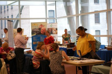 The Where To Turn Resource Fair is your connection to hard-to-find services for caregivers.