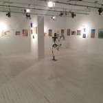 Most Wanted Fine Art's new Waterfront gallery.