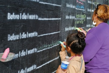 Candy Change Before I Die, photo courtesy of The Pittsburgh Cultural Trust