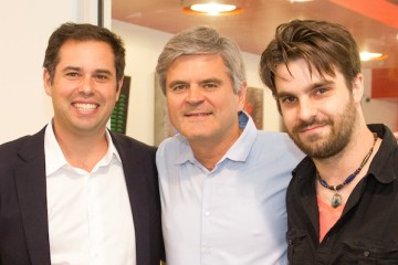 Steve Case at Thrill Nill during the Rise of the Rest Tour Pittsburgh.