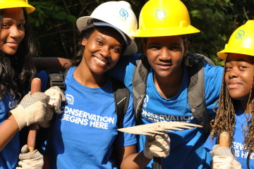 The SCA inspires some of its young charges to careers in conservation.