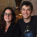 Meredith and Alex Grelli of Wigle Whiskey. Photo by Brian Cohen.