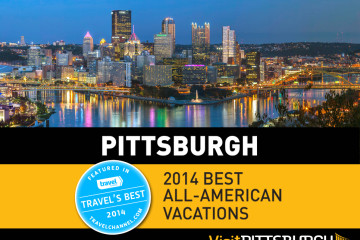 VisitPITTSBURGH sings our city's praises.