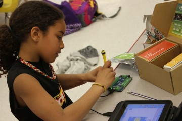 STEAM subjects are applicable to all ages, and kids of all ages are doing amazing things.