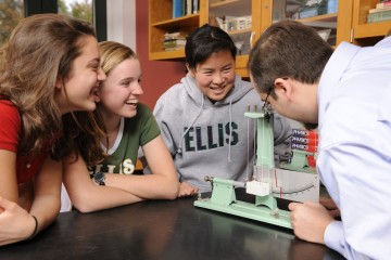 Learning becomes more inviting for kids when it's hands-on.