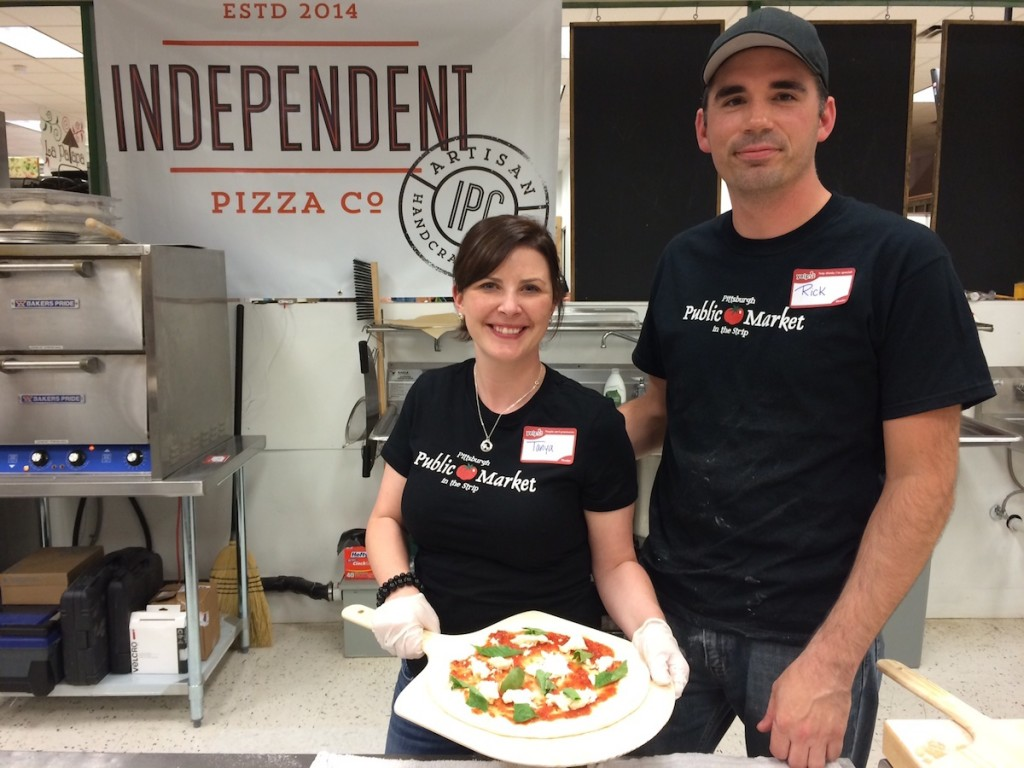 Independent Pizza opening this Wednesday at Public Market.