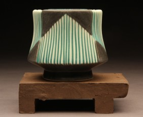 Peaked Cup on Base