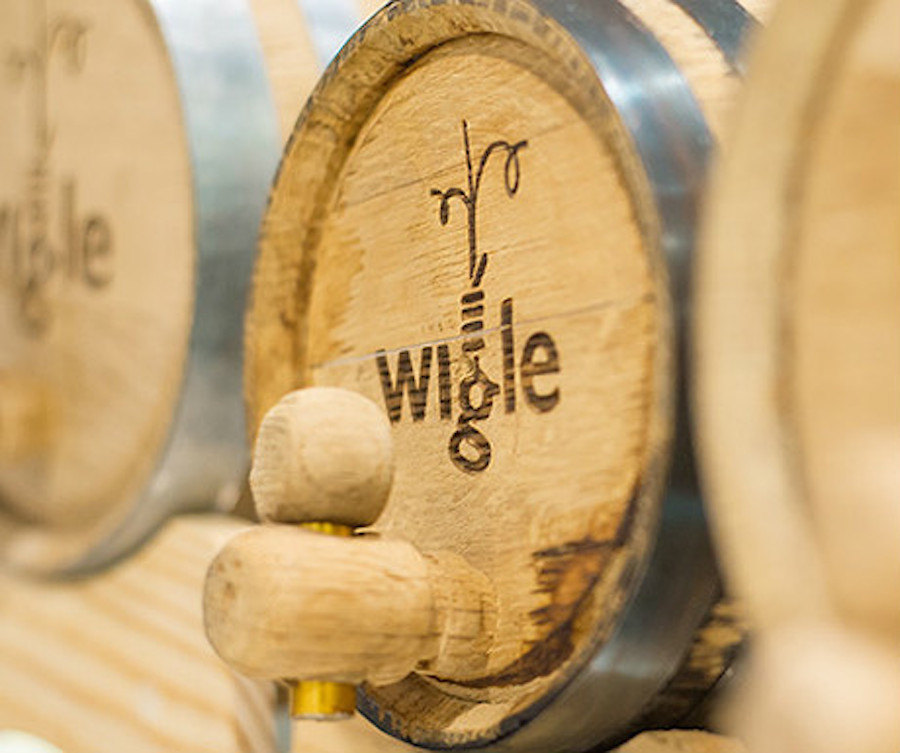 Wigle Whiskey is a finalist in the American Made contest. Photo by Brian Cohen.