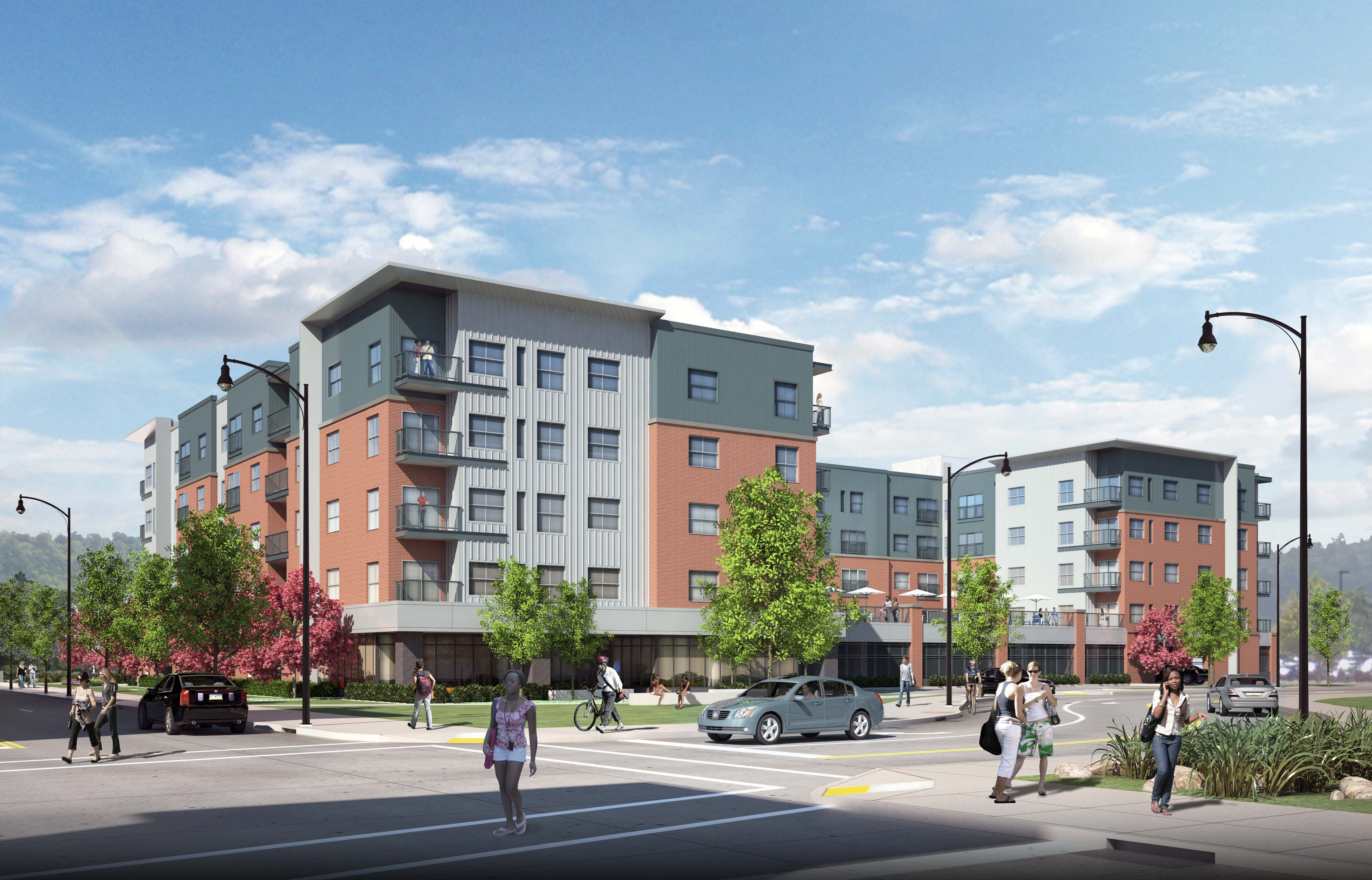 New Apartments In Southside Pittsburgh