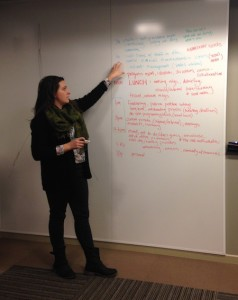 Figuring out common challenges for the UpPrize competition.