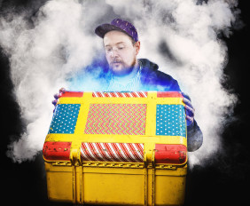 Dan Deacon - Photo Credit: Frank Hamilton.
