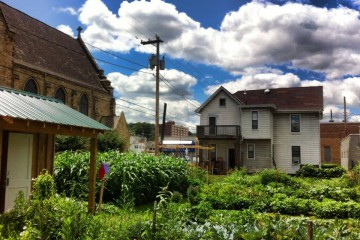 The new zoning code will make it easier to build urban farms in Pittsburgh.