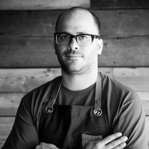 Justin Severino, chef and owner at Cure. Photo by: Adam Milliron