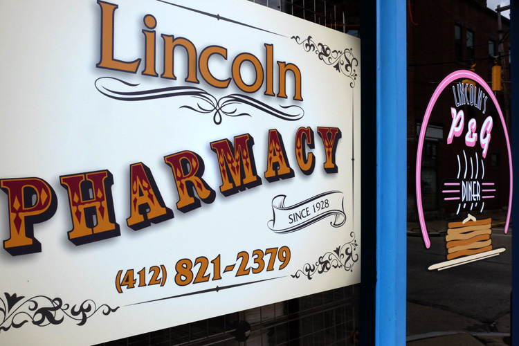 Lincoln Pharmacy Millvale