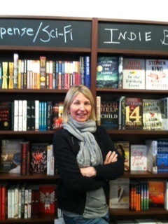 Susan Hans O'Connor of Penguin Bookstore in Sewickley.