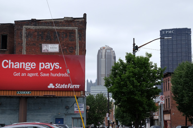 Change is in store for Uptown. Photo by Brian Cohen.