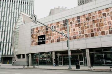 August Wilson Center's  Humanae project.
