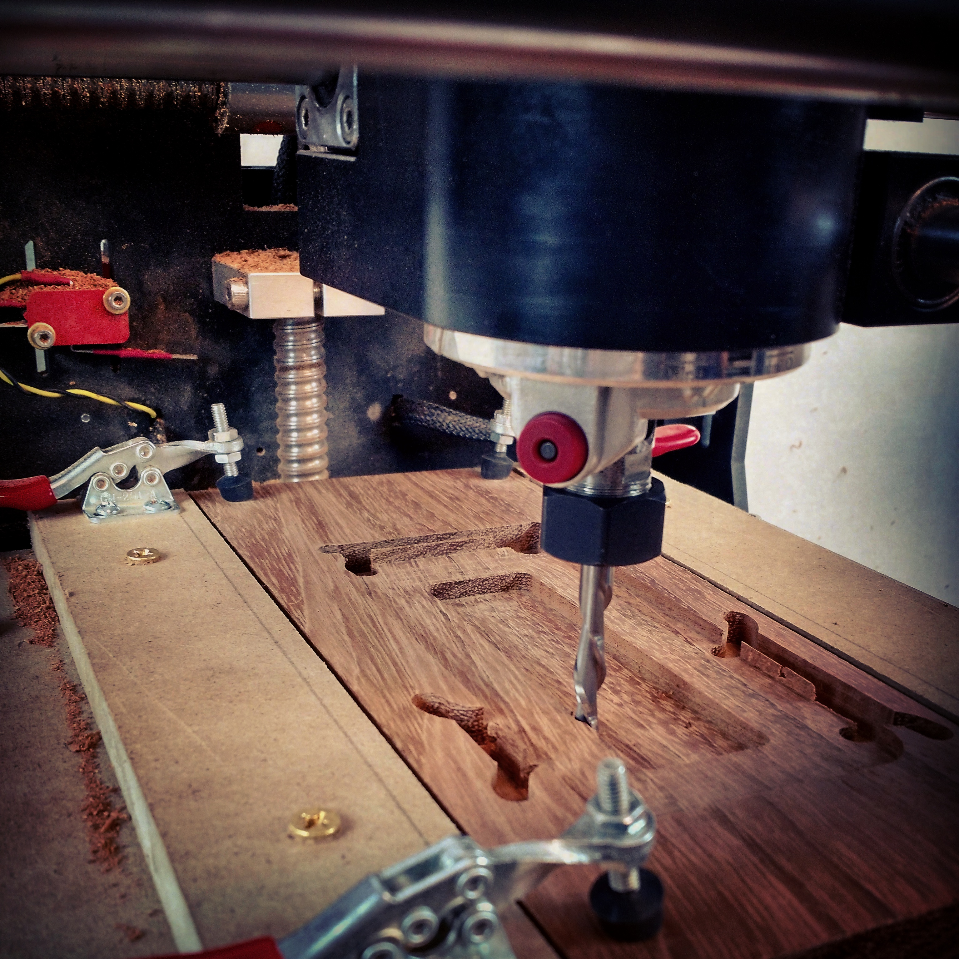 BoXZY in CNC Function Mode