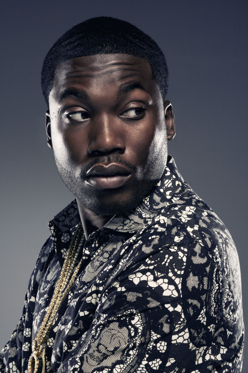 Meek Mill. Photo by James Dimmock.