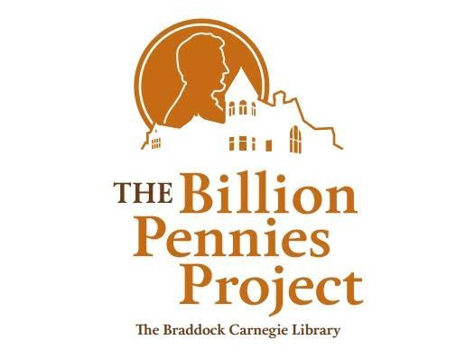 Billion Pennies Project Historic Braddock Carnegie Library Raising 10 Million One Penny At A Time