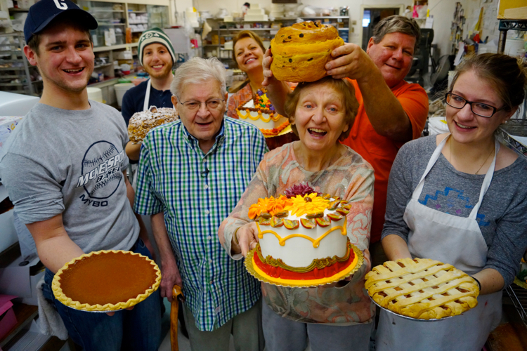 A Few Great Bakeries, WQED Multimedia©
