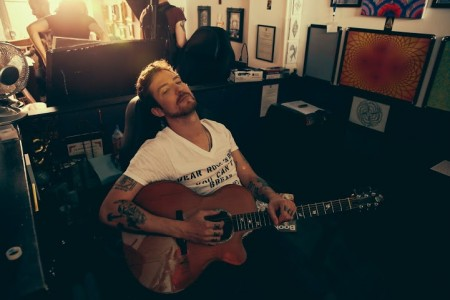 Frank Turner. Photo by Ben Morse.