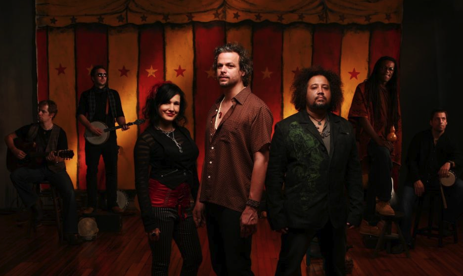 Rusted Root.
