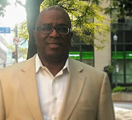 Michael Polite, new board member of the August Wilson Center
