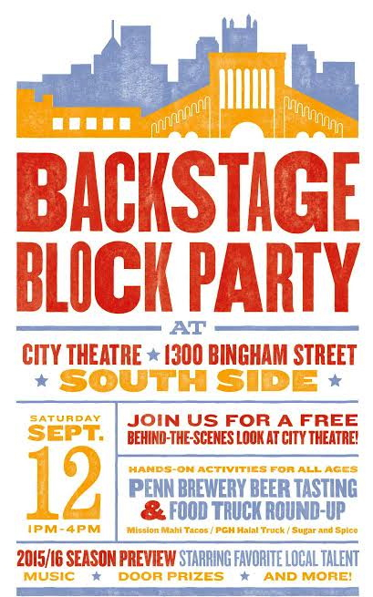 Backstage Block Party