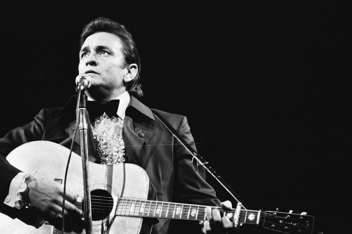 Walk the line & do good at Johnny Cash Day celebration