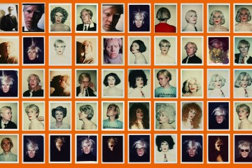 All photographs: Andy Warhol, Self-Portrait, © The Andy Warhol Foundation for the Visual Arts, Inc.
