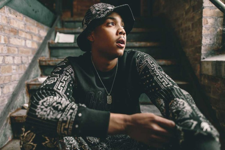 G Herbo. Photo courtesy Rocksmith NYC.