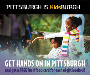 Pittsburgh is Kidsburgh is just one campaign of many to target visitors.