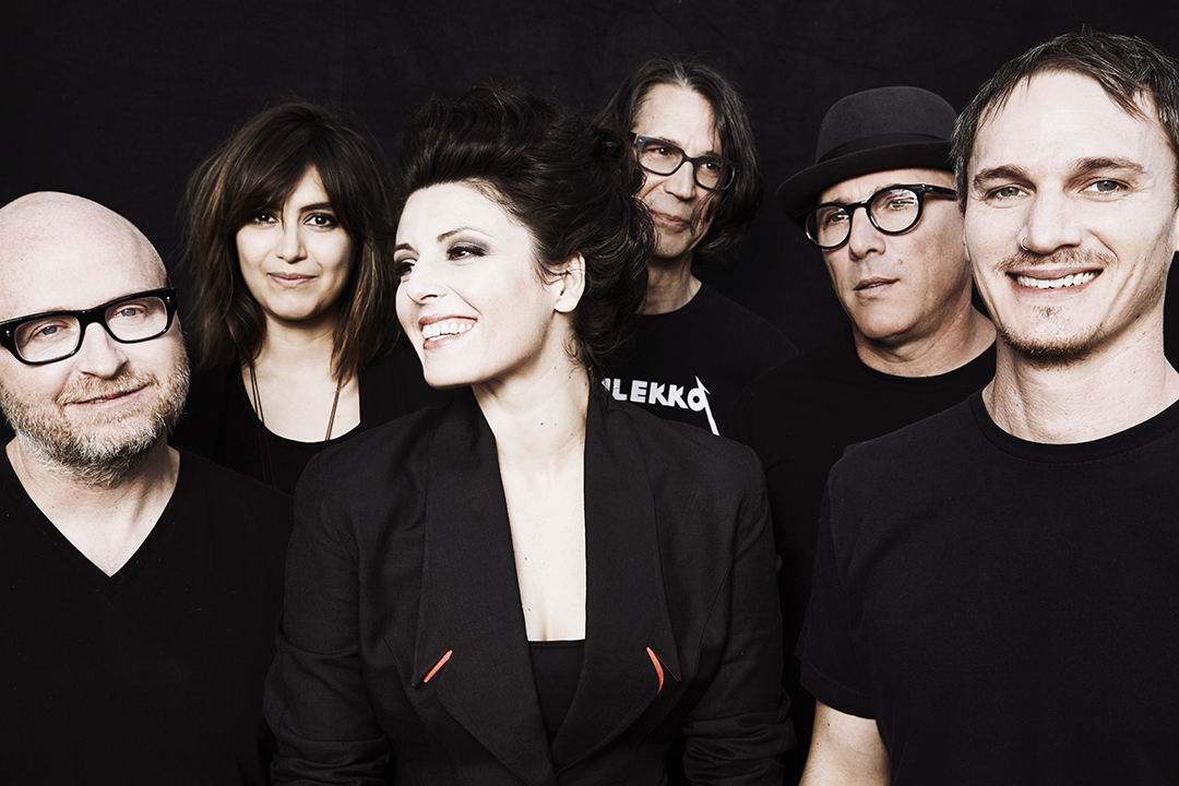 Puscifer. Photo by Robin Laananen