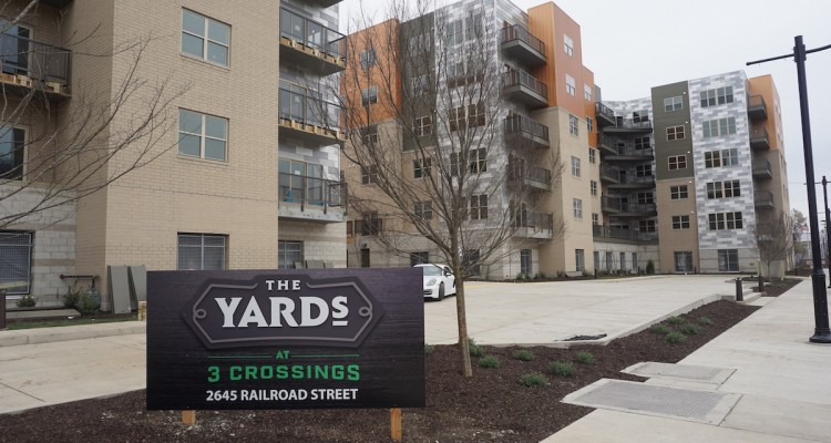 The Yards in the Strip District. Photo by TH Carlisle.