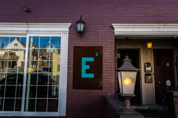 e2 is known throughout the city for its outstanding Italian food. Photo by Maranie Rae.