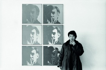 Ai_Weiwei at the Museum of Modern Art, 1987, Ai Weiwei, AWF.